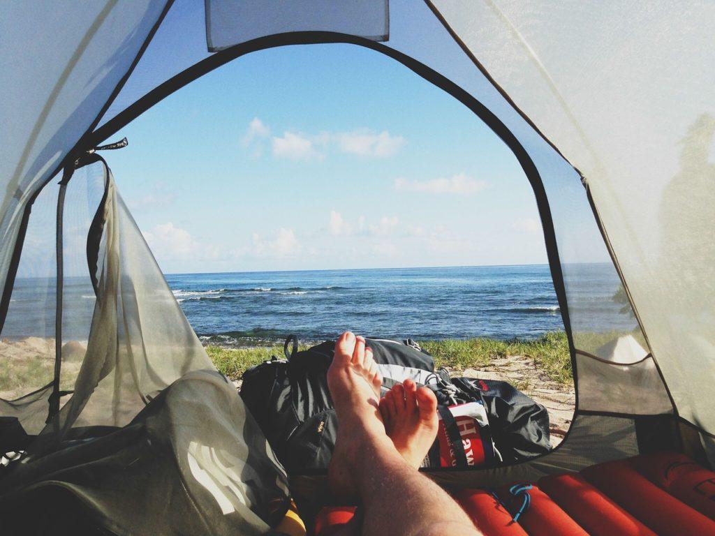 Le camping municipal de Havre Saint Pierre
